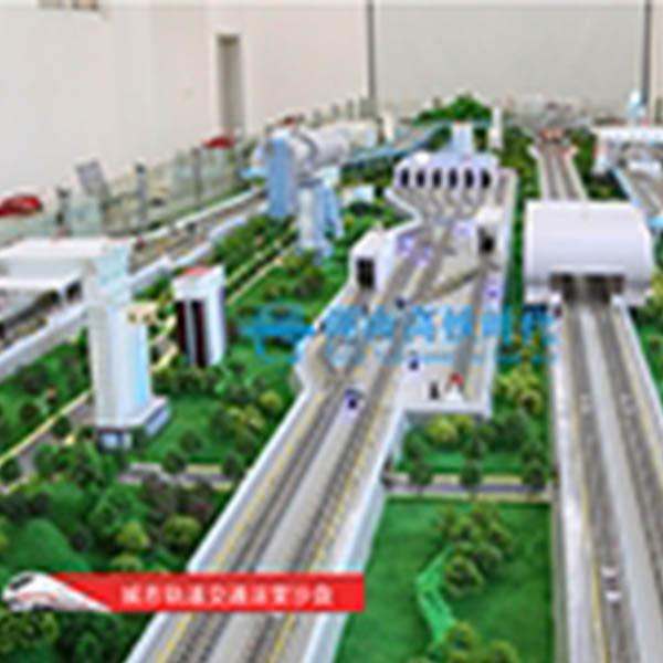 青岛技师学院轨道交通实训基地
