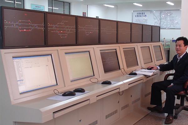 CTC分散自律调度集中系统