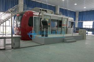 福建城轨车辆电气检修系统