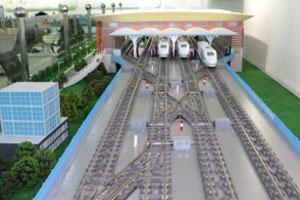 福建铁路运输综合演练沙盘