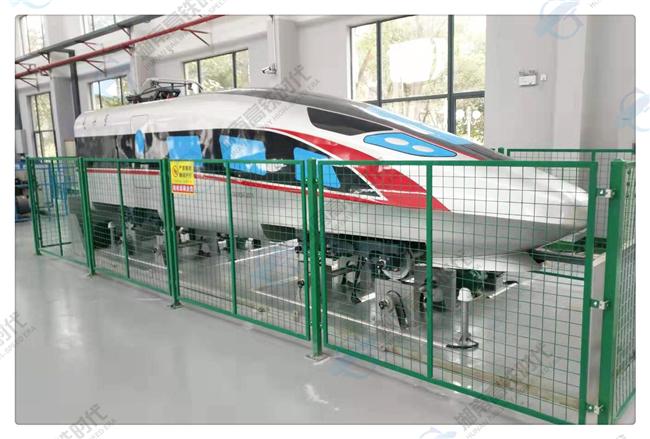 上海动车组运行性能实验系统