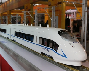 高速铁路动车组车辆