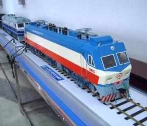 机车车辆系列教学设备