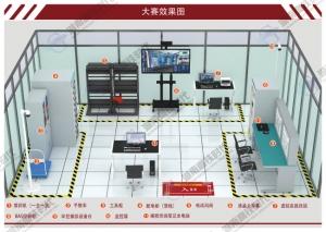 机电设备检修与维护技能考核实训系统