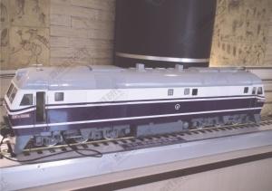 机车大型部件模型