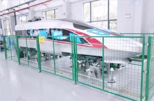 动车组运行性能实验系统