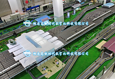 铁路运输综合演练沙盘