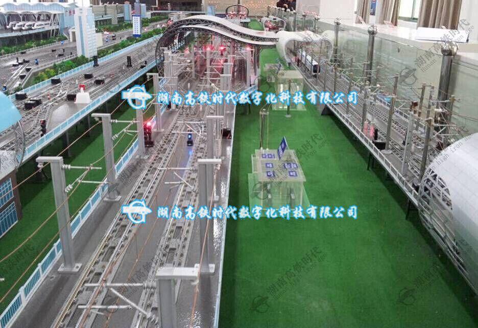 利用城市轨道交通牵引供电系统软件实现对110kv主变电所供电的控制.