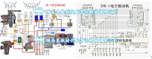 原理 空气制动阀结构,原理 中继阀结构,原理 分配阀结构,原理 紧急阀图片